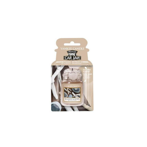 Yankee Candle Seaside Woods Ultimate Car Jar