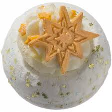 Bomb Cosmetics Follow The Star! Bath Blaster 160g