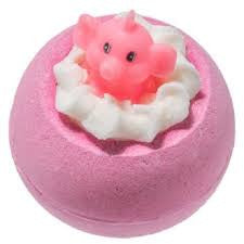 Bomb Cosmetics Pink Elephants & Lemonade Bath Blaster 160g