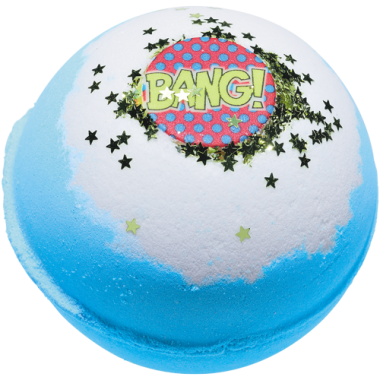 Bomb Cosmetics Fizz, Bang, Pop Bath Blaster 160g