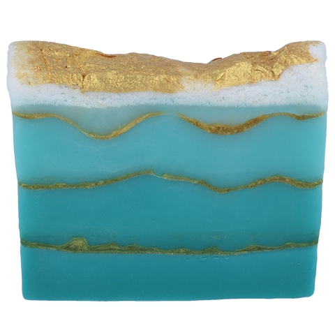 Bomb Cosmetics Golden Sands Soap Slice