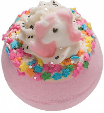 Bomb Cosmetics I Believe in Unicorns Bath Blaster 160g