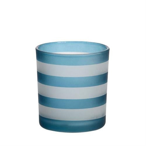 Yankee Candle Coastal Stripe Votive Holder