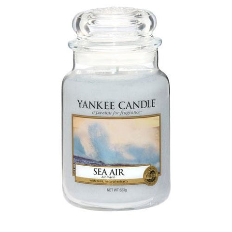 Yankee Candle Sea Air House Warmer Jars