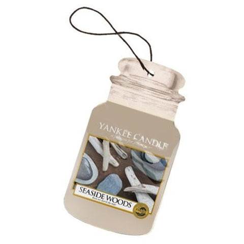 Yankee Candle Seaside Woods Car Jar