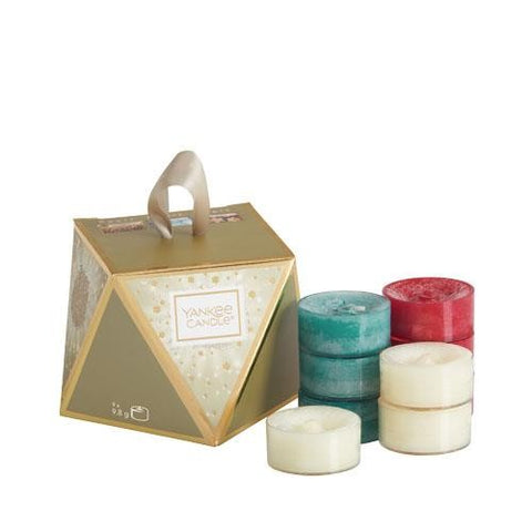 Yankee Candle Holiday Sparkle Gift Set - Tealights