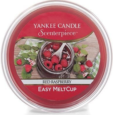 Yankee Candle Red Raspberry Scenterpiece Easy Wax MeltCup