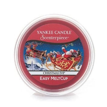 Yankee Candle Christmas Eve Scenterpiece Easy Wax MeltCup