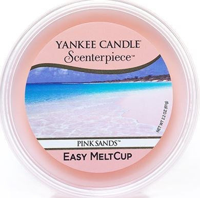 Yankee Candle Pink Sands Scenterpiece Easy Wax MeltCup