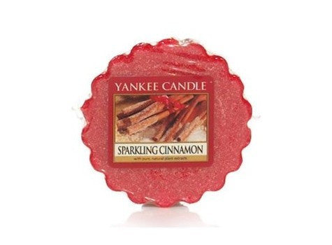 Yankee Candle Sparkling Cinnamon Wax Melt