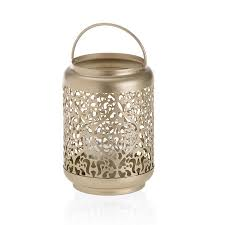 Yankee Candle Champagne Pearl Votive Lantern