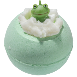 Bomb Cosmetics Its Not Easy Being Green Bath Blaster 160g