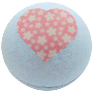 Bomb Cosmetics Love Above Bath Blaster 160g