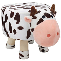 Cute Animal Footstool  - Cow