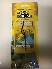 Yankee Candle Sicilian Lemon Car Jar