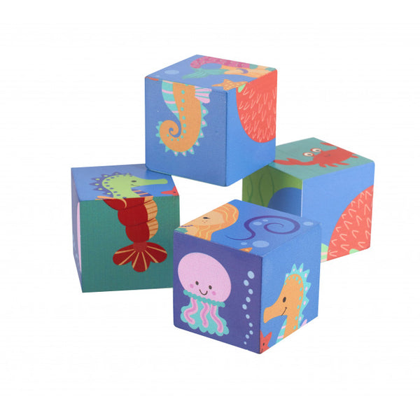 Orange Tree Sealife Blocks