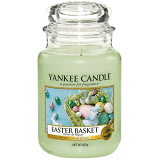 Yankee Candle Easter Basket Warmer Jar