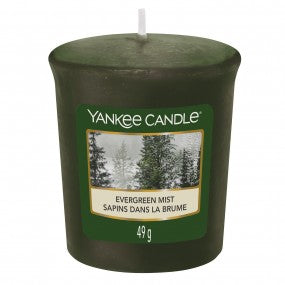 Yankee Candle Evergreen Mist  Votive