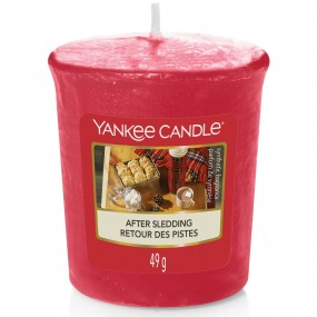 Yankee Candle After Sledding  Votive