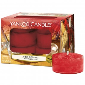 Yankee Candle After Sledding Tealights