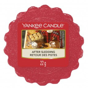 Yankee Candle After Sledding Wax Melt