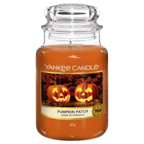 Yankee Candle Pumpkin Patch House Warmer Jars