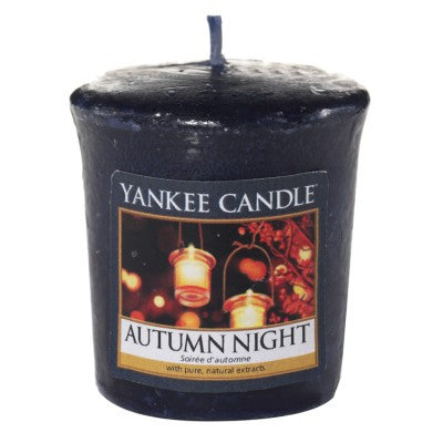 Yankee Candle Autumn Night  Votive