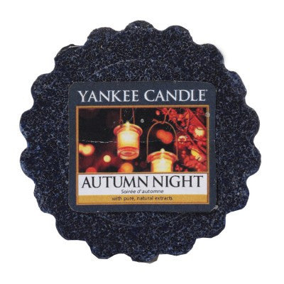 Yankee Candle Autumn Night Wax Melt
