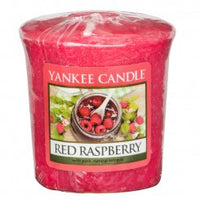 Yankee Candle Red Raspberry Votive