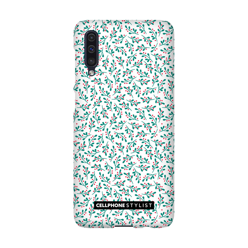 Got Mistletoe? (Galaxy) - Phone Case Galaxy A50 Snap Matte - Cellphone Stylist