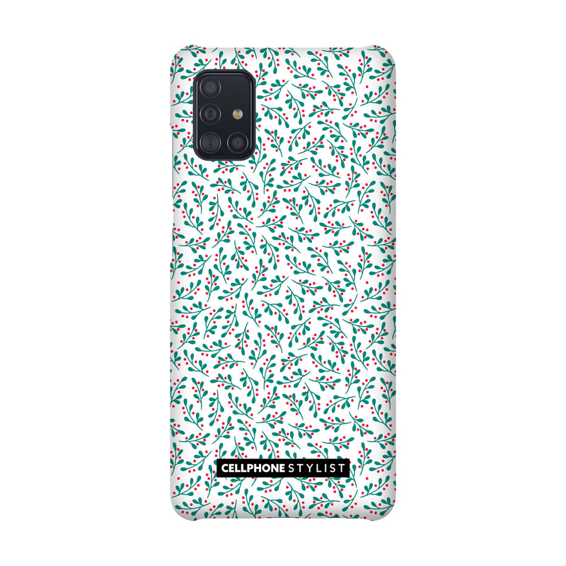 Got Mistletoe? (Galaxy) - Phone Case Galaxy A51 4G Snap Matte - Cellphone Stylist