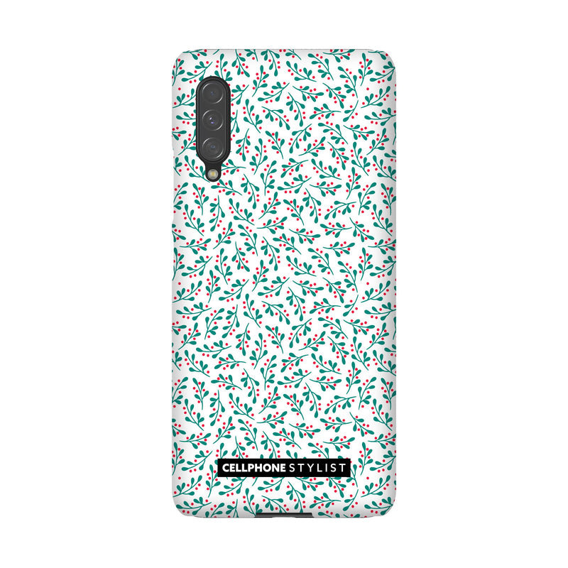 Got Mistletoe? (Galaxy) - Phone Case Galaxy A90 5G Snap Matte - Cellphone Stylist