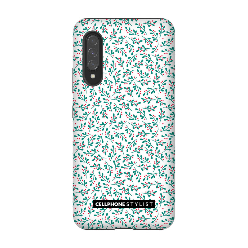 Got Mistletoe? (Galaxy) - Phone Case Galaxy A90 5G Tough Matte - Cellphone Stylist