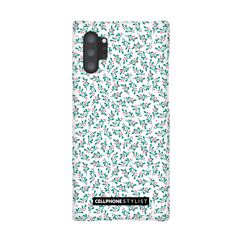 Got Mistletoe? (Galaxy) - Phone Case Galaxy Note 10 Plus Snap Matte - Cellphone Stylist