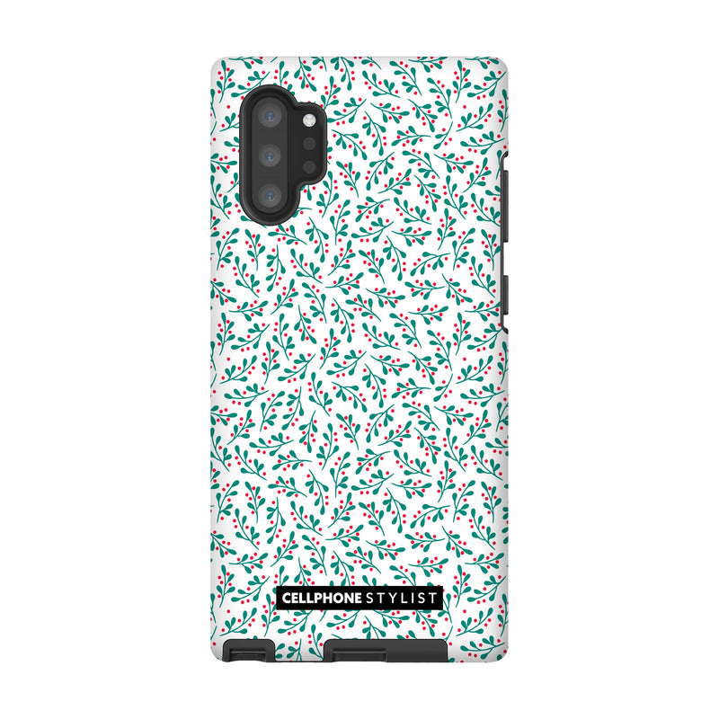 Got Mistletoe? (Galaxy) - Phone Case Galaxy Note 10 Plus Tough Matte - Cellphone Stylist