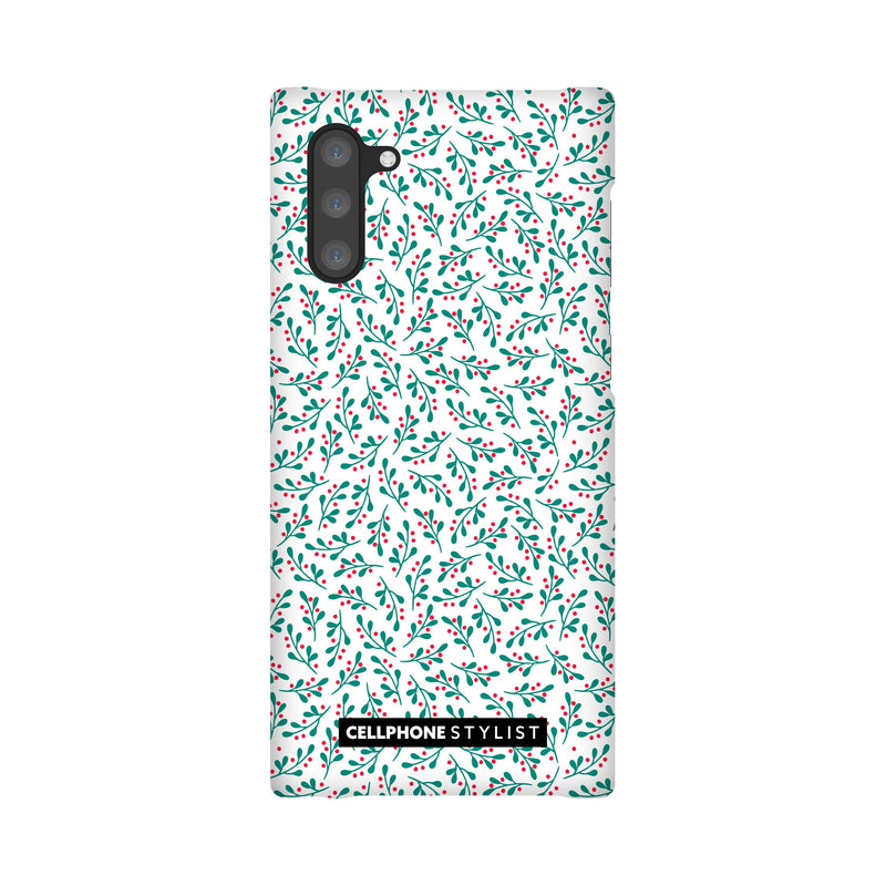 Got Mistletoe? (Galaxy) - Phone Case Galaxy Note 10 Snap Matte - Cellphone Stylist