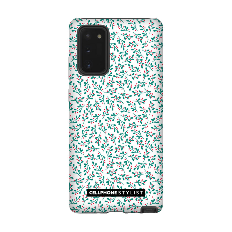 Got Mistletoe? (Galaxy) - Phone Case Galaxy Note 20 Tough Matte - Cellphone Stylist