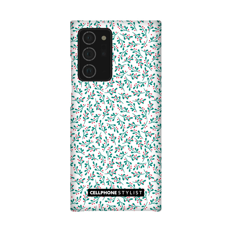 Got Mistletoe? (Galaxy) - Phone Case Galaxy Note 20 Ultra Snap Matte - Cellphone Stylist