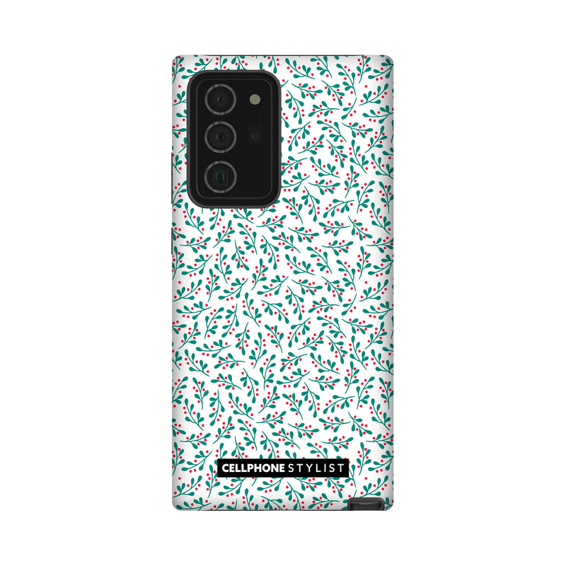 Got Mistletoe? (Galaxy) - Phone Case Galaxy Note 20 Ultra Tough Matte - Cellphone Stylist