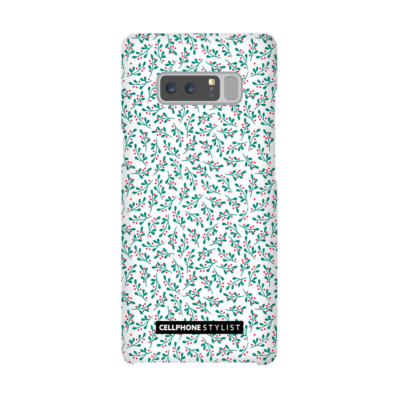 Got Mistletoe? (Galaxy) - Phone Case Galaxy Note 8 Snap Gloss - Cellphone Stylist