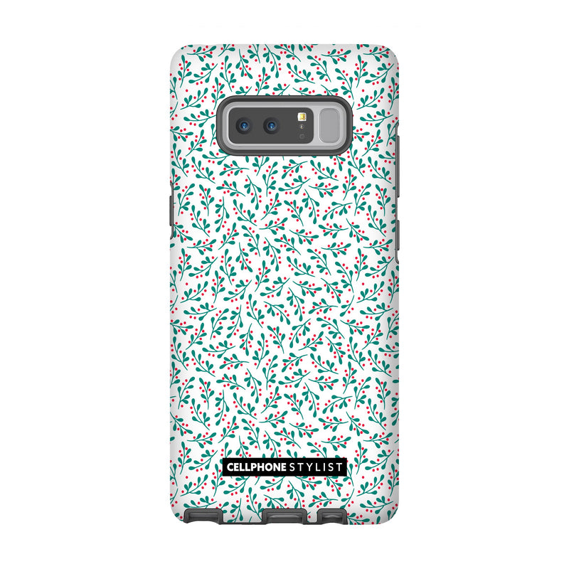Got Mistletoe? (Galaxy) - Phone Case Galaxy Note 8 Tough Matte - Cellphone Stylist