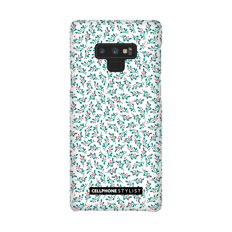 Got Mistletoe? (Galaxy) - Phone Case Galaxy Note 9 Snap Matte - Cellphone Stylist