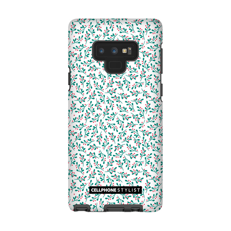 Got Mistletoe? (Galaxy) - Phone Case Galaxy Note 9 Tough Matte - Cellphone Stylist