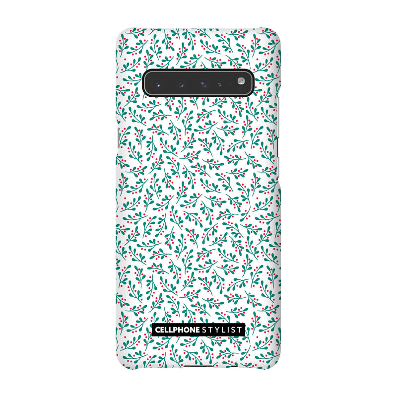 Got Mistletoe? (Galaxy) - Phone Case Galaxy S10 5G Snap Matte - Cellphone Stylist