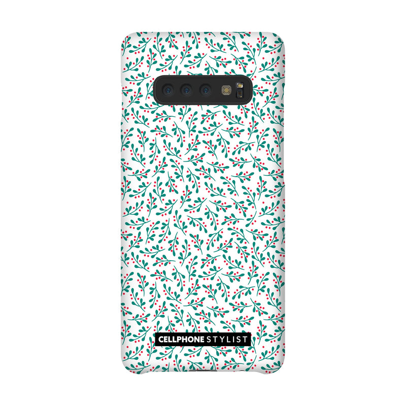 Got Mistletoe? (Galaxy) - Phone Case Galaxy S10 Plus Snap Gloss - Cellphone Stylist