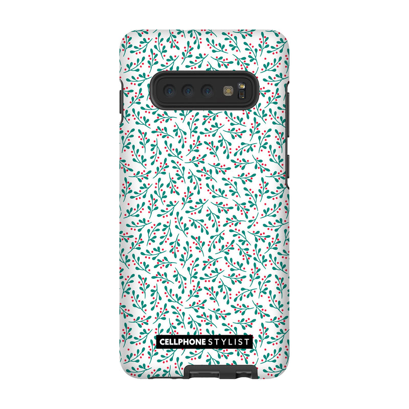 Got Mistletoe? (Galaxy) - Phone Case Galaxy S10 Plus Tough Gloss - Cellphone Stylist
