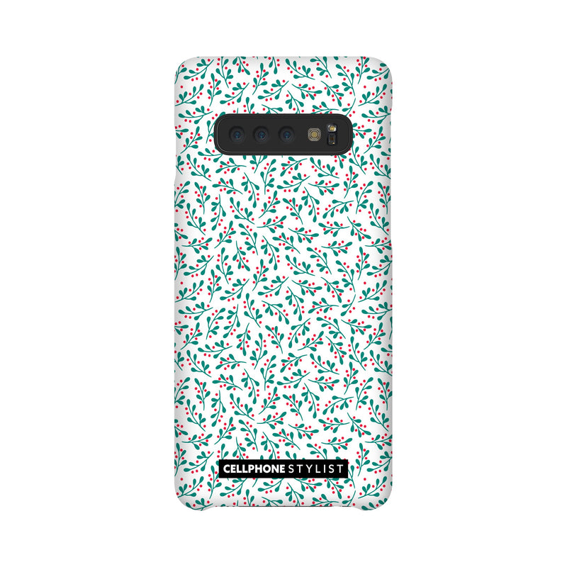 Got Mistletoe? (Galaxy) - Phone Case Galaxy S10 Snap Gloss - Cellphone Stylist