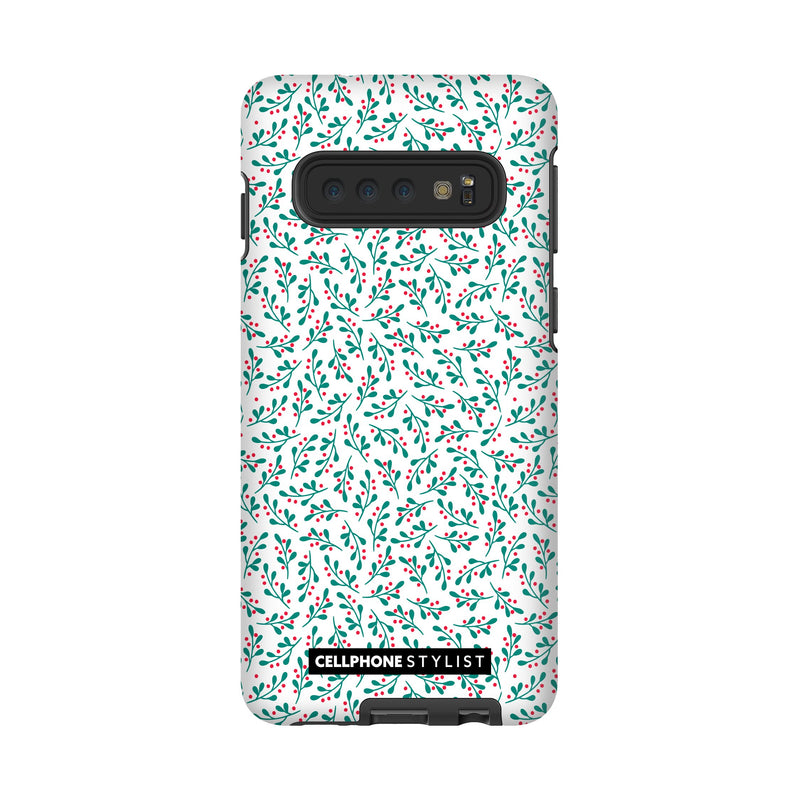 Got Mistletoe? (Galaxy) - Phone Case Galaxy S10 Tough Matte - Cellphone Stylist
