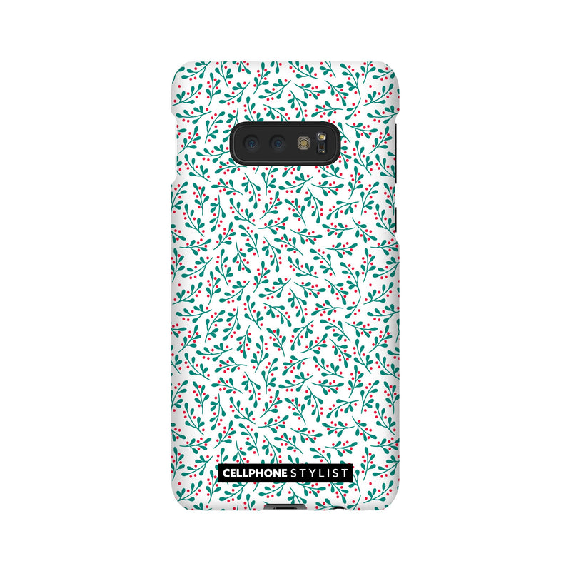 Got Mistletoe? (Galaxy) - Phone Case Galaxy S10E Snap Gloss - Cellphone Stylist