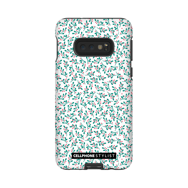Got Mistletoe? (Galaxy) - Phone Case Galaxy S10E Tough Matte - Cellphone Stylist